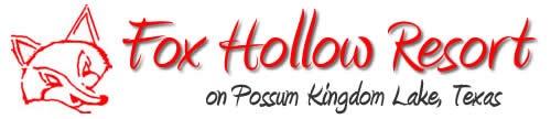 Fox Hollow Resort - Cabins, Restaurant, RV Park, Boat Ramp - 888-649-3699