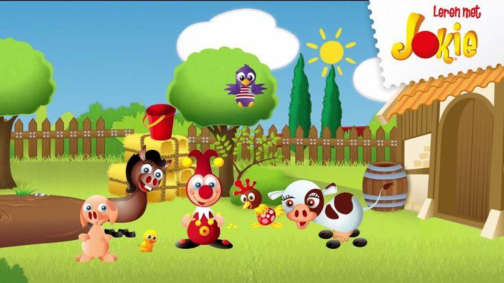 Jokie en Jet zijn vandaag op de boerderij. Ze gaan verstoppertje spelen met de boerderijdieren. Kun jij de dieren allemaal vinden?