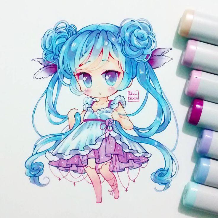 Rosetta --> #rosettaoc_ibu_chuan Le hice ropa nueva, es que es imposible para mí no hacer ropa con temática de rosas  Edit: olvidé pintar una parte, lo sé D':