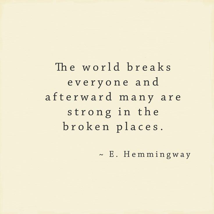 25+ Best Hemingway Quotes On Pinterest