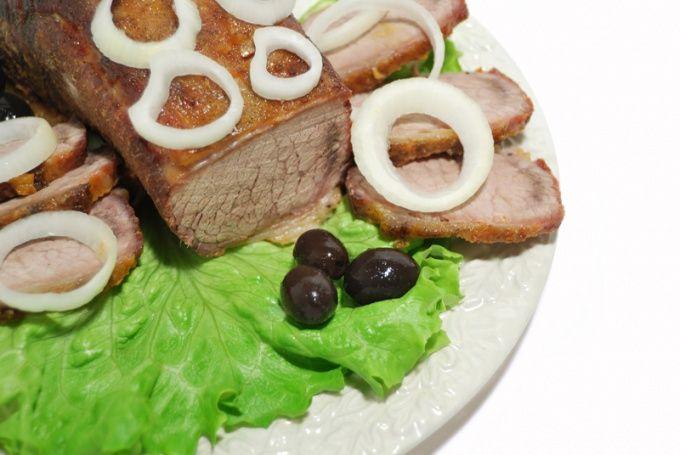 Как запечь говядину в духовке :: Говядина запеченная в духовке :: Кулинарные рецепты :: KakProsto.ru: как просто сделать всё