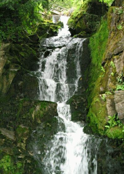 Водопады картинки и анимации | красота земли и её звуки! | Постила