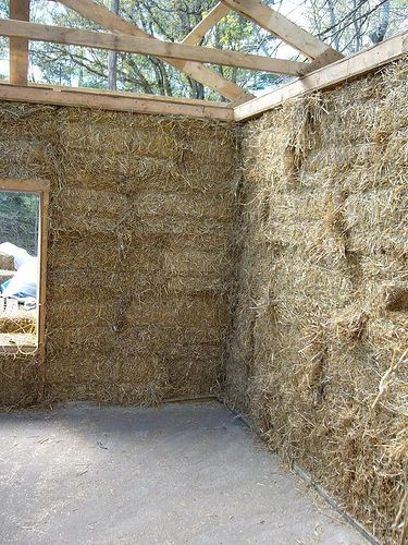 blog post about strawbale homes