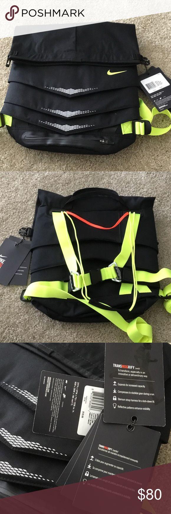 Nike mog bolt running backpack NWT no trades Nike Bags Backpacks
