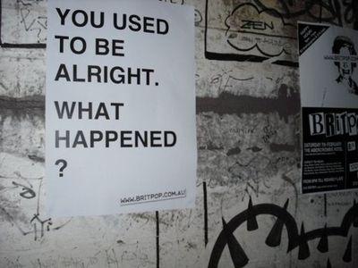 RadioheadMusic, Radiohead Lyrics, 15 Step, Life, Picture-Black Posters, Quotes, So True, Happen, True Stories