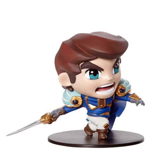 Garen figure from LoL - Riot Merch store