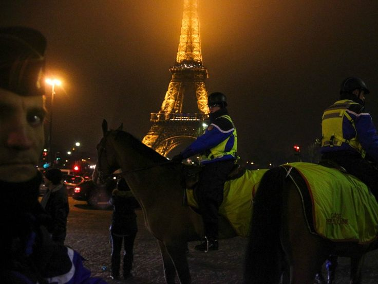 'Imminent' Paris Terror Attack Foiled After Four Arrested Including 16-Year-Old Girl