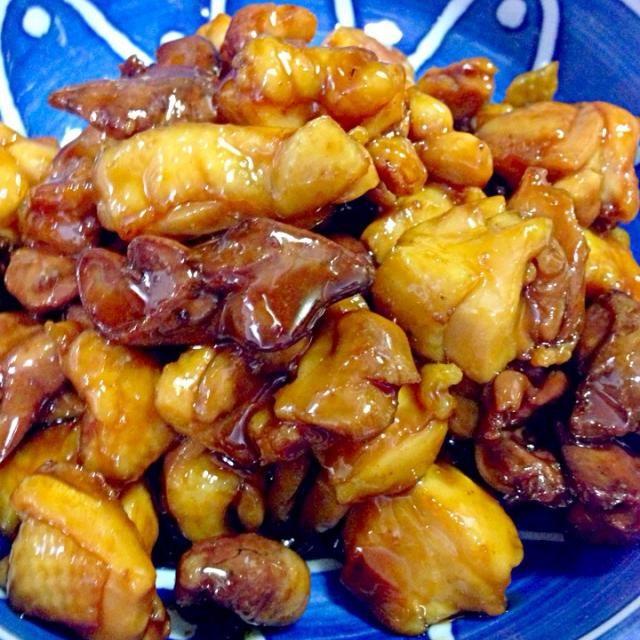 鳥もつ煮食べてきて、どうしても作りたくって作ったよ。ちょー旨い!自分で言うのもなんだけど - 17件のもぐもぐ - 甲府B級グルメ 鳥もつ煮 by Mitsuko Ogaki