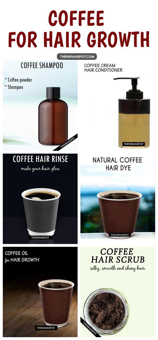 How to Make Shampoo from Coffee to Grow Hair?