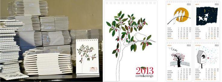 ...tanti calendari...