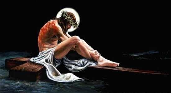 Santo Dio, Santo Forte, Santo immortale, abbi pietà di noi e del mondo intero!