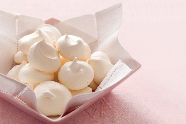 Magical melt-in-the-mouth moments are created with these heavenly meringues.