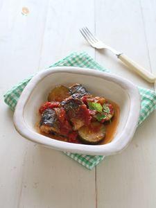 圧力鍋で作る♪さんまのトマト煮