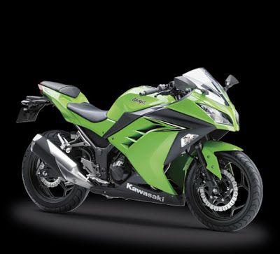 Harga Kawasaki Ninja 250 Second