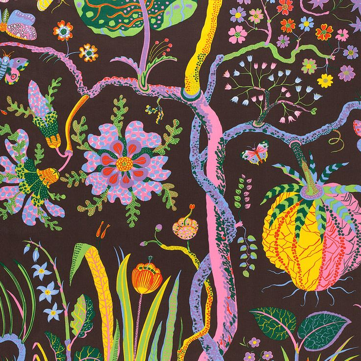 London's Fashion and Textile Museum is hosting the first UK exhibition dedicated to designer and artist Josef Frank, with textiles, furniture and waterco...