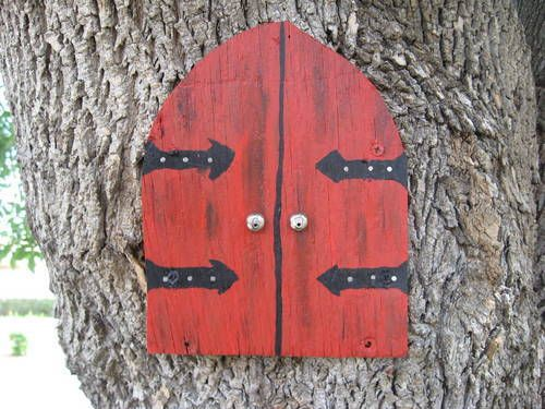 399 best images about garden gnomes fairy doors on for Make fairy door craft