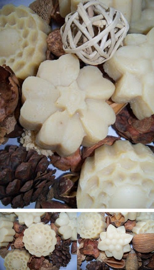 100% vegetable soap with cocoa butter | Craft Your Beauty