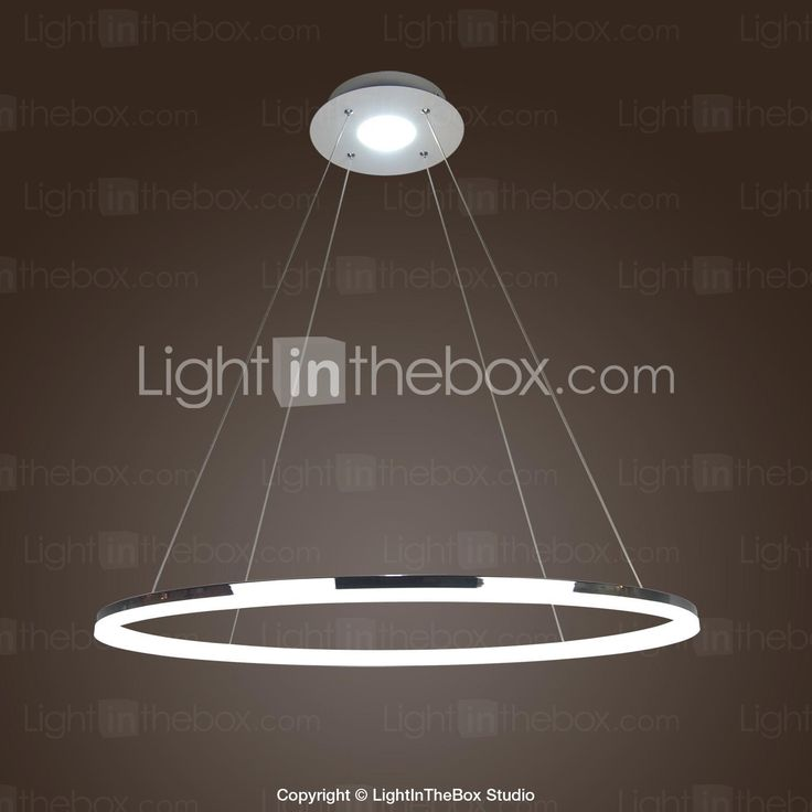 Modern Contemporary Mini Style LED Pendant Light Downlight For Living Room Bedroom Dining Study Office Game Garage Warm