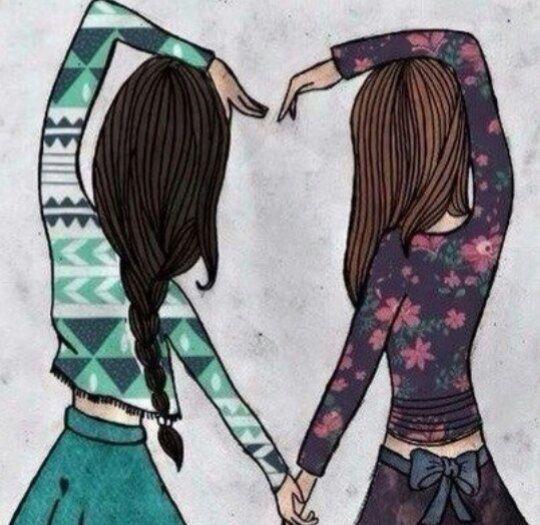 Прикольные рисунки для личного дневника для девочек для подружках, марта картинки красивые
