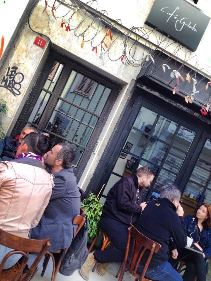 Cafe Galata Clan