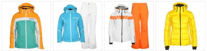 Costume ski ieftine pentru femei