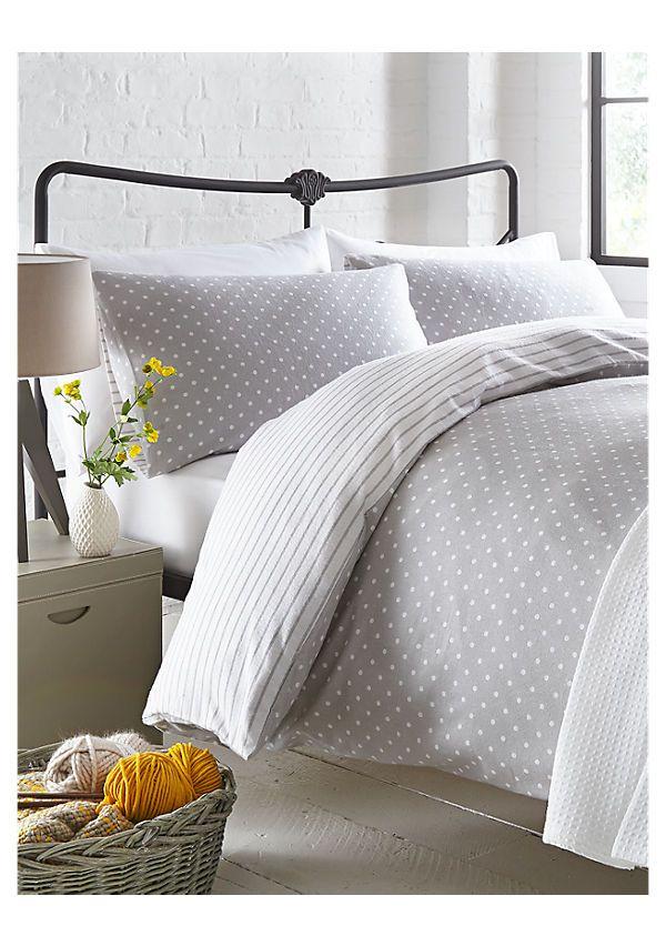 1000 images about brushed cotton duvet cover on pinterest. Black Bedroom Furniture Sets. Home Design Ideas