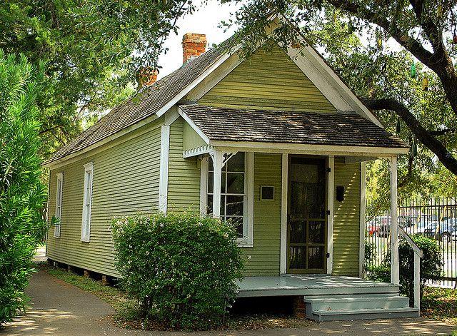 Best 25 shotgun house ideas on pinterest small open for Small shotgun house plans