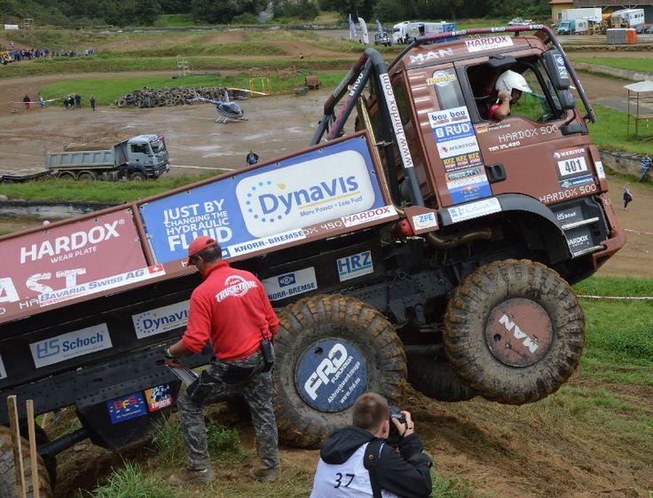 Europa Truck Trial - Sedlčany