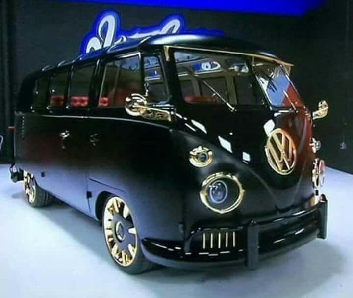 Volkswagen T1 Samba Bus von West Coast Customs – #…