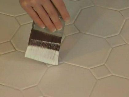 17 best ideas about paint ceramic tiles on pinterest tile paint colours room tiles and. Black Bedroom Furniture Sets. Home Design Ideas
