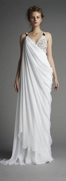 32 best wed ancient greek images on Pinterest | Wedding frocks ...