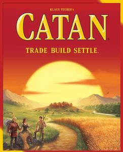 Catan | Board Game | BoardGameGeek-While this game has aged for me, it is still a classic. An introductory game that includes dice, trading, resource management.