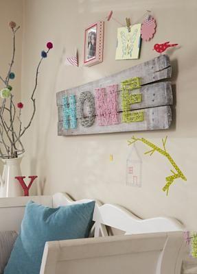 40 Ideas DIY para decorar tu casa sin gastar de mas (39)