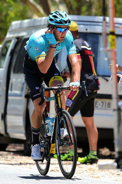 Tour Down Under 2017 Stage1 Laurens DE VREESE / Unley Lyndoch / Hostworks Stage / Men / TDU / ©Tim De WaeleKT/Tim De Waele/Corbis...