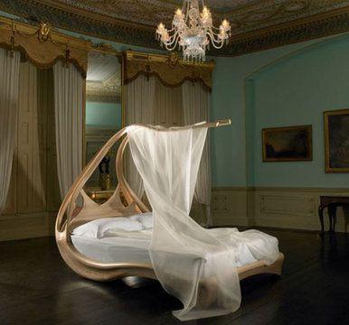 Lit féerique blanc | Joseph Walsh