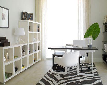 Nordica, Modern Home Office, Miami
