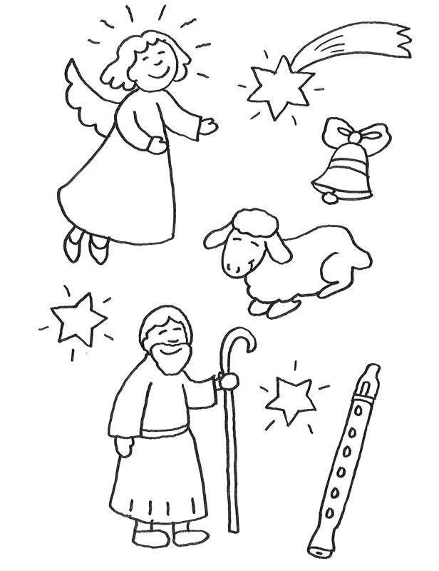 Ausmalbilder Hirten Weihnachten In 2021 Ausmalbilder Malvorlagen Weihnachten Ausmalen