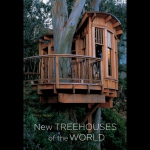A book about treehouses?  It's 2 things I love in one!