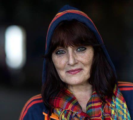 ☢ Christiane Felscherinow in 2013
