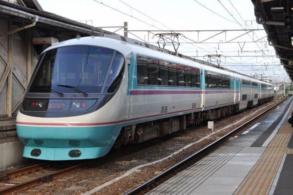 小田急電鉄ロマンスカー20000形rse ロマンスカー 鉄道車両 私鉄
