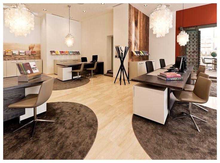 Kuoni flagship store lugano design by dreimeta for Interior design agency nottingham