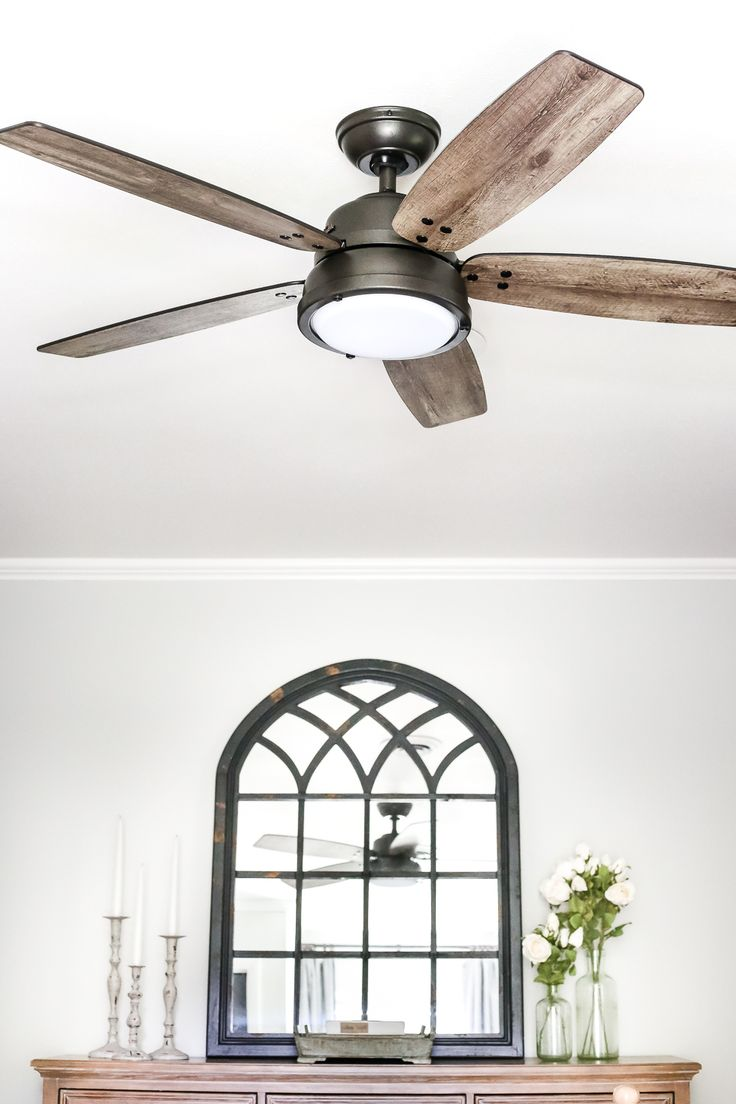 Best 25 Farmhouse Ceiling Fans Ideas On Pinterest
