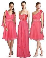 Robe Multiposition Rose
