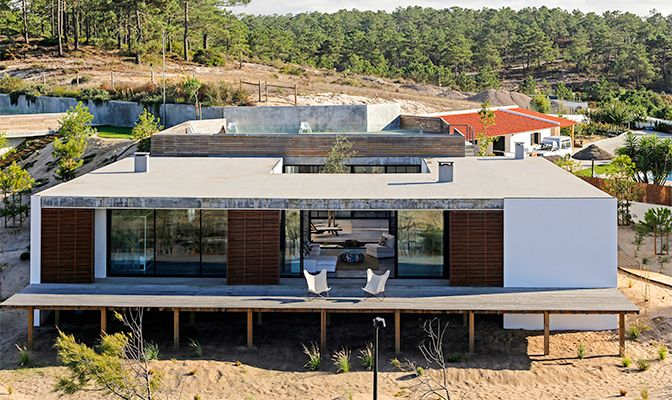 Modern Design - Vacation Rental - Simply Modern by the Sea, Comporta, Portugal