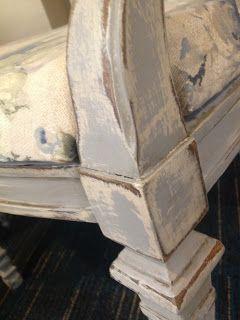 Hueology: Layers of Annie Sloan love...
