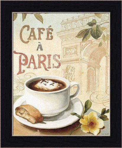 Coffee Kitchen Curtains Amazon Com: 1000+ Ideas About French Cafe Decor On Pinterest