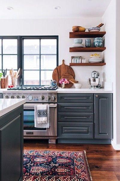 27 Ways to Move Beyond the White Kitchen Trend