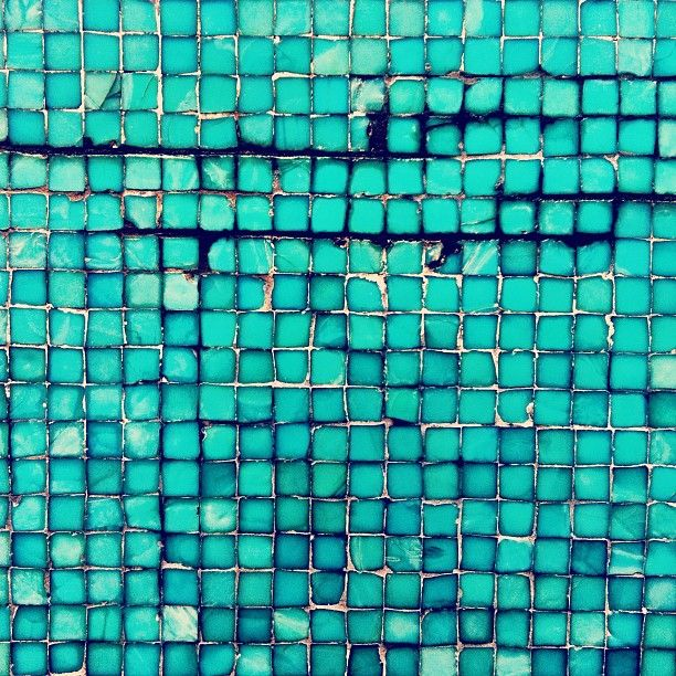 Teal turquoise green blue tiles color bright Bright blue tile