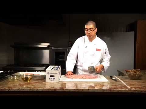 How to Stuff a Turkey Breast - YouTube