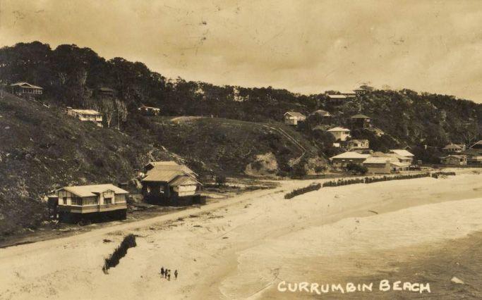 1925 Currumbin Beach
